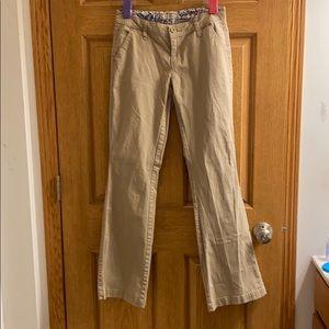 Arizona Jean Company Khaki Dress Pants
